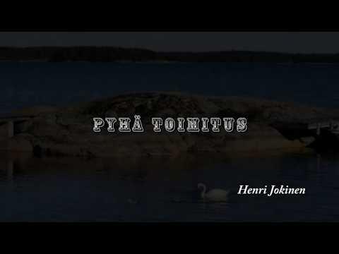 Pyhä Toimitus - Henri Jokinen