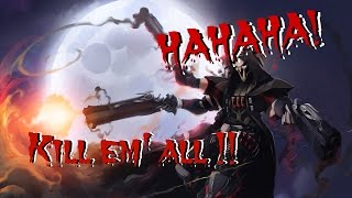 Baixar Reaper Team Kill ! Massive Kill ! (overwatch)