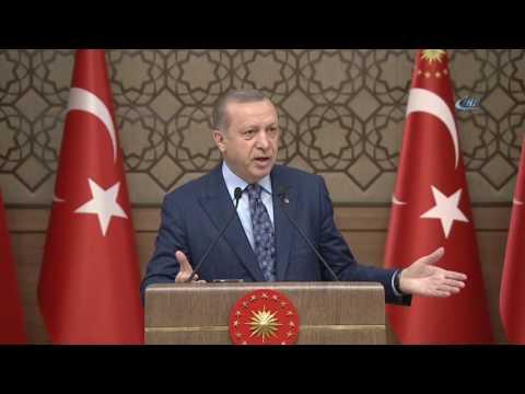 """Erdoğan: """"3 Kardeş Ülke. Biz Bu Hallere Neden Düştük?"""