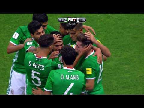 Hexagonal Final | Resumen México vs Honduras