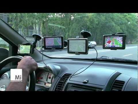 GPS в автомобиле. Сообразим на четверых?
