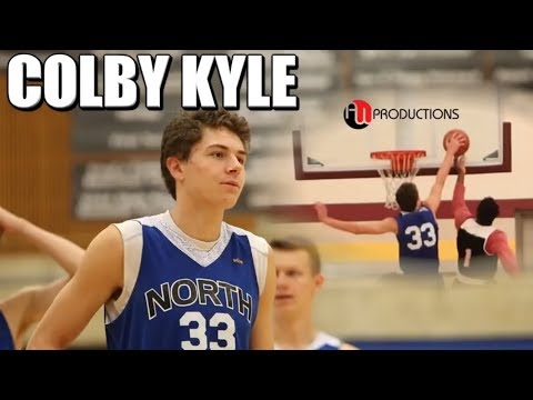 """Colby Kyle 6'8  35"""" Inch Vertical - North City Basketball"""