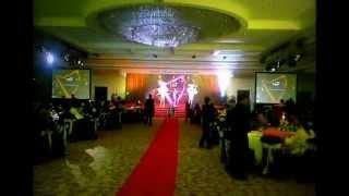 TM Partners Award Nite (Malaysia): Winnie K & Broadway Dancers in Kuala Lumpur