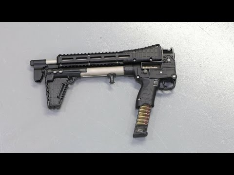 A Gun That Folds in Half