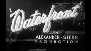 Spy Drama Movie - Waterfront (1944)