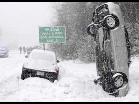 Buffalo New York Snow Storm November 2014 Youtube