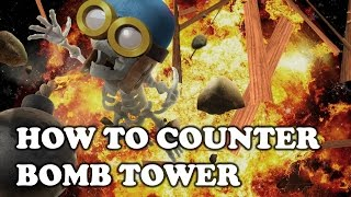 Clash Royale | How to Counter Bomb Tower (And Most Buildings)