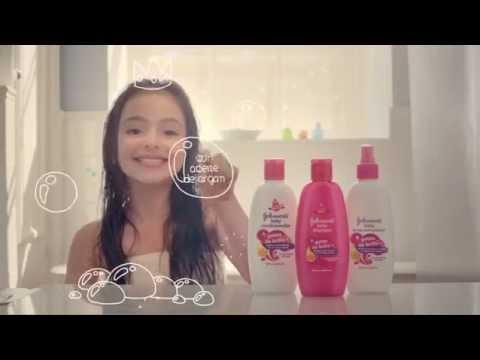 Nueva Linea Johnson S Baby Gotas De Brillo Youtube