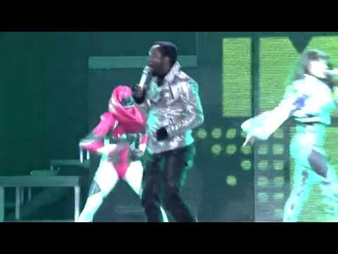 Black Eyed Peas - Imma Be LIVE - (HD) HOT FERGIE - STAPLES CENTER - CONCERT