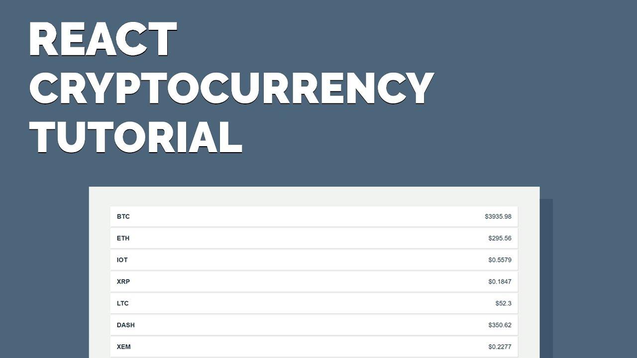 api cryptocurrency exchange