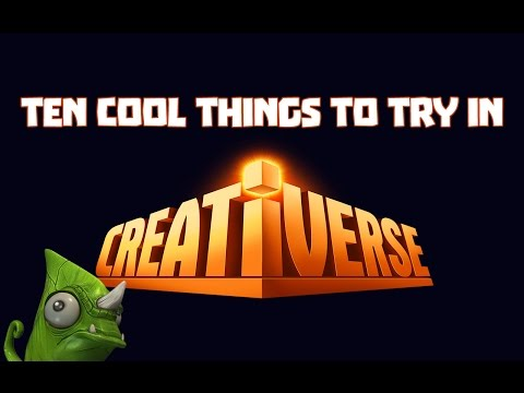 10 Cool Things to Try in Creativerse