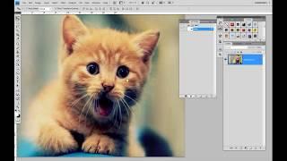 Photoshopda Action qurmaq- Make Action