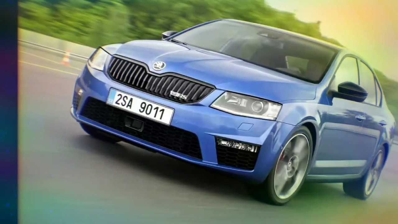 Skoda Octavia VRS 2017 LAUNCHED IN INDIA AUGUST 30  YouTube