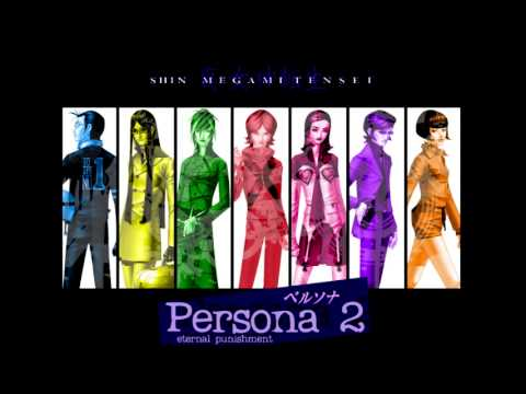 Persona 2 Eternal Punishment OST: Aoba Park 1 hour extension