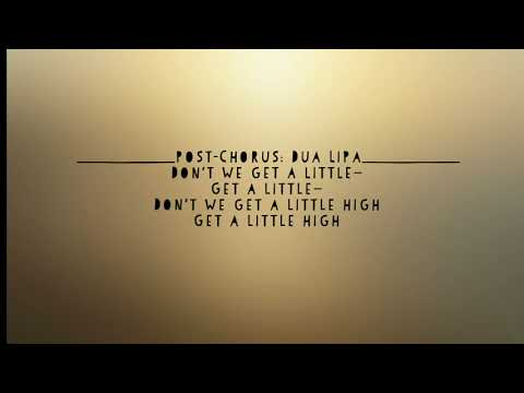 Whethan & Dua Lipa - High (Lyrics)