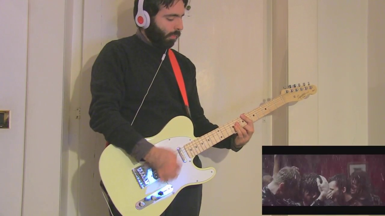 Stereophonics Guitar Cover Cest La Vie By Federico Youtube