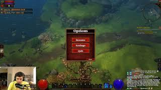 [First Playthrough] Torchlight 2 w/ BtNeandertha1 - Day 1