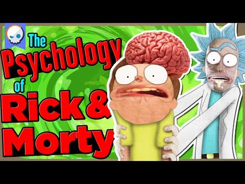 The Psychology of Rick and Morty | Gnoggin
