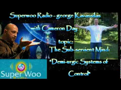 "The ""Archon-gels or the corrupt demiurge"" with george kavassilas and Cameron Day"