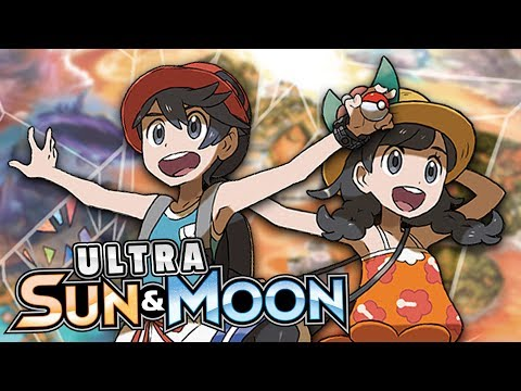 Exclusive Z-Moves and Pokémon Follow You? New ULTRA SUN AND MOON Trailer Analysis!