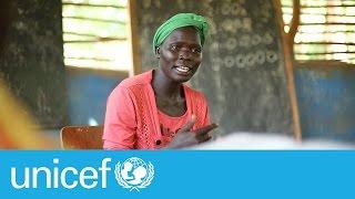 Teachers of the world. Meet Bek'elech in Ethiopia | UNICEF
