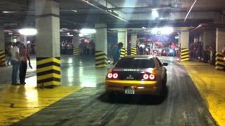 Astana GT Park Drift Show (16.06.2011) - Nissan Skyline R33 RB25DET