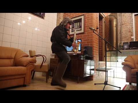 Видео: Максим Разин - Катюша (В валенках)