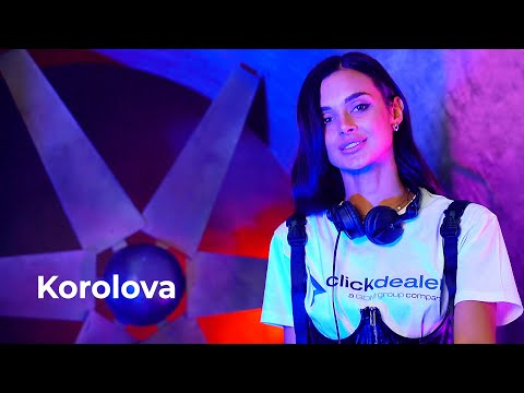 Korolova - Live @ Radio Intense Ukraine 11.11.2020 / Progressive House & Melodic Techno DJ mix