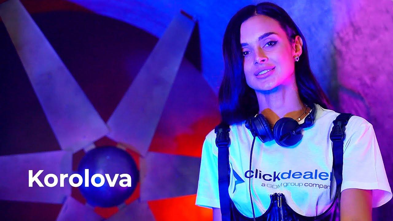 Korolova - Live @ Radio Intense Ukraine 11.11.2020 / Progressive House & Melodic Techno DJ mix