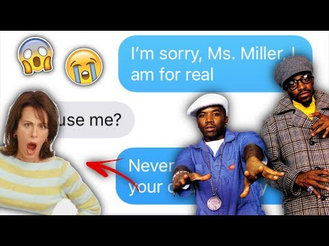 "OutKast - ""Sorry Ms. Jackson"" Lyric Prank on Ex's Mom! (Gone Scary!) (Must Watch!)"