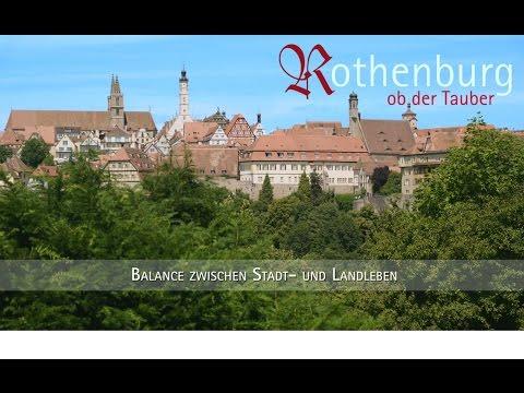 Rothenburg ob der Tauber - Lange Version Standortfilm