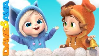 🎈 Nursery Rhymes & Kids Songs | Baby Songs by Dave and Ava 🐰
