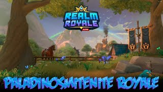 Realm Royale - фентезийный battle royale