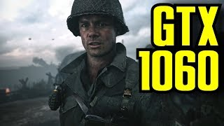 Call of Duty WWII GTX 1060 6GB OC | 1080p & 1440p | FRAME-RATE TEST