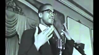 "Malcolm X  - ""Who Taught You to Hate Yourself?"""