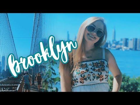 NYC VLOG: we're in brooklyn, baby!!