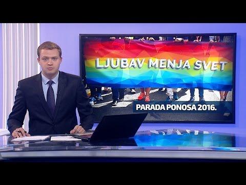 Dnevnik u 19 / Beograd / 18.9.2016.