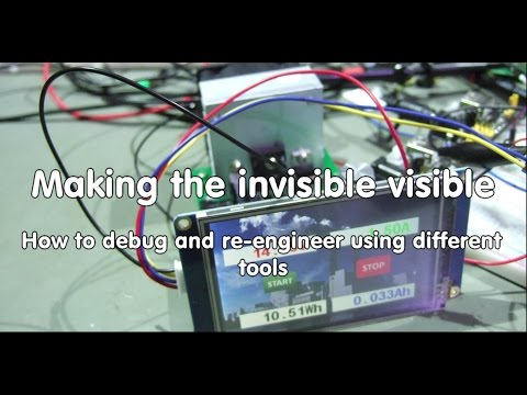 #72 Making the invisible visible: Tools for debugging and re-engineering electronic designs