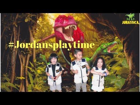 Jurassica #Jordansplaytime
