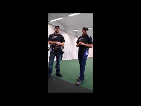 Compound Schusstechnik / shooting form Dave Cousins