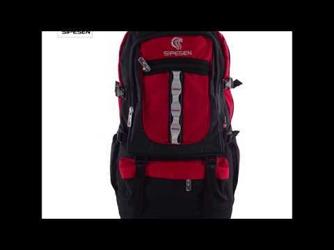 Sipesen 24L Expandable Backpack