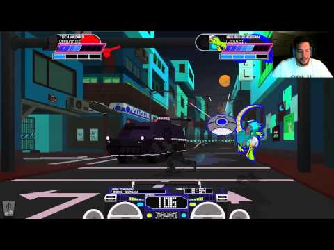 JGC Plays: Lethal League