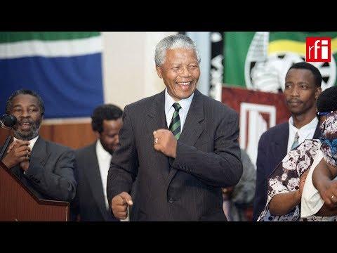Nelson Mandela et la musique