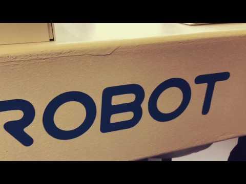 The Leju Robot at Mobile World Congress 2017