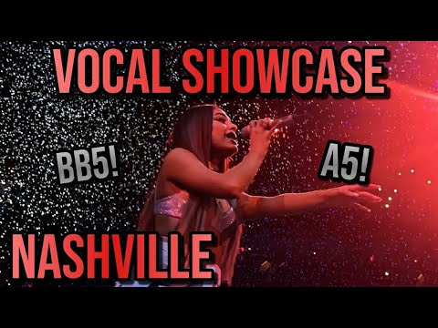 ariana-grande-sweetener-world-tour-nashville---vocal-showcase