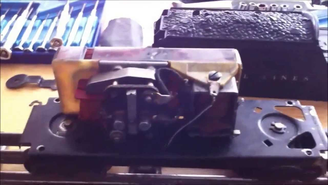 Repairing a Lionel Postwar Whistle Tender  YouTube