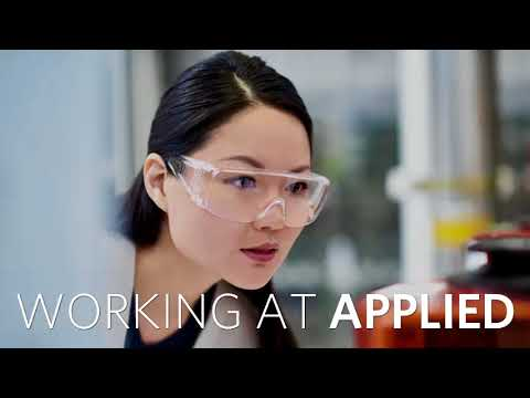 Women in STEM at Applied Materials