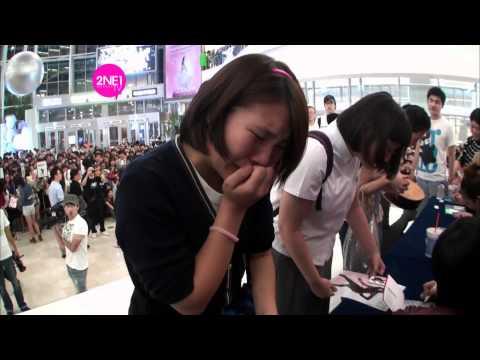 2NE1_TV_Season 2_E03-2 2NE1 wins No.1
