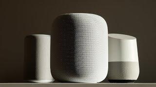 Weg von Amazon und Google? Apple HomePod und Siri im Test
