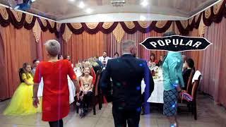 """Слова свидетелей и конкурс """"Ползунки"""" на свадьбе 2019"""